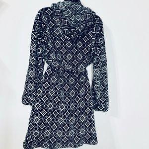 Vera Bradley Intimates & Sleepwear - Vera Bradley Concerto Hooded Soft Fleece Robe S/M